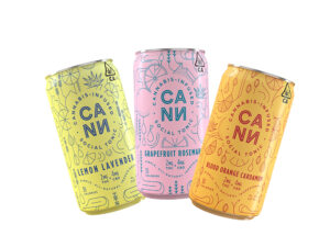 cann infused social tonic