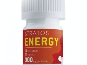 Stratos Energy Tablets
